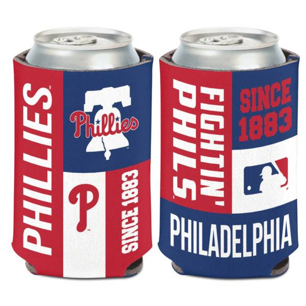 WinCraft Philadelphia Phillies Colorblock Can Coozie product image