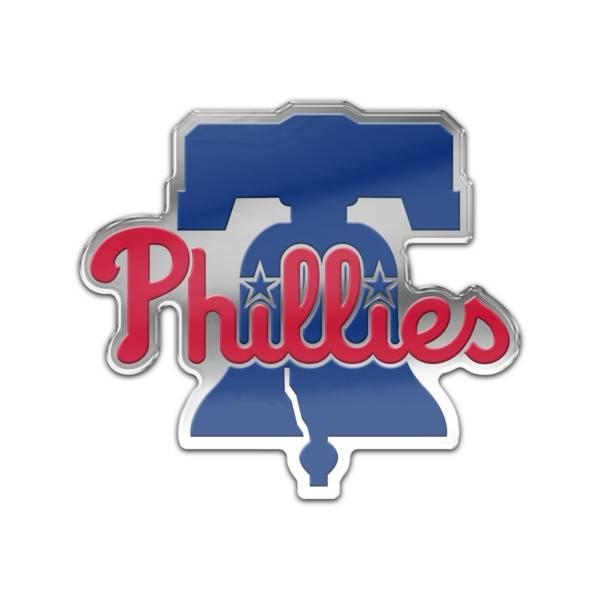 Wincraft Philadelphia Phillies Auto Badge Decal product image
