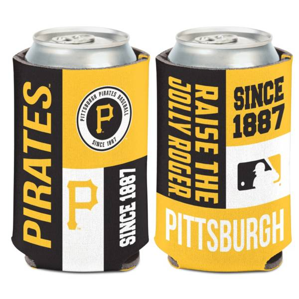 WinCraft Pittsburgh Pirates Colorblock Can Coozie product image