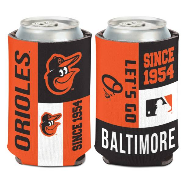 WinCraft Baltimore Orioles Colorblock Can Coozie product image