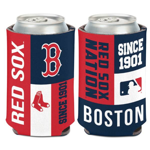 WinCraft Boston Red Sox Colorblock Can Coozie product image