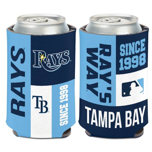 WinCraft Tampa Bay Rays Colorblock Can Coozie product image