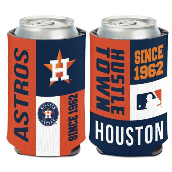 WinCraft Houston Astros Colorblock Can Coozie product image