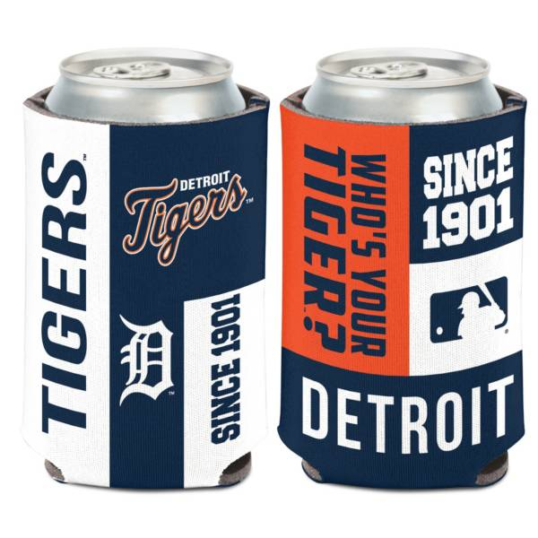 WinCraft Detroit Tigers Colorblock Can Coozie product image