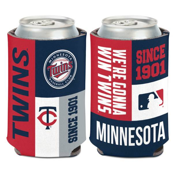 WinCraft Minnesota Twins Colorblock Can Coozie product image