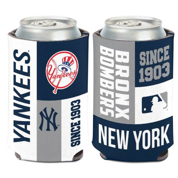 WinCraft New York Yankees Colorblock Can Coozie product image