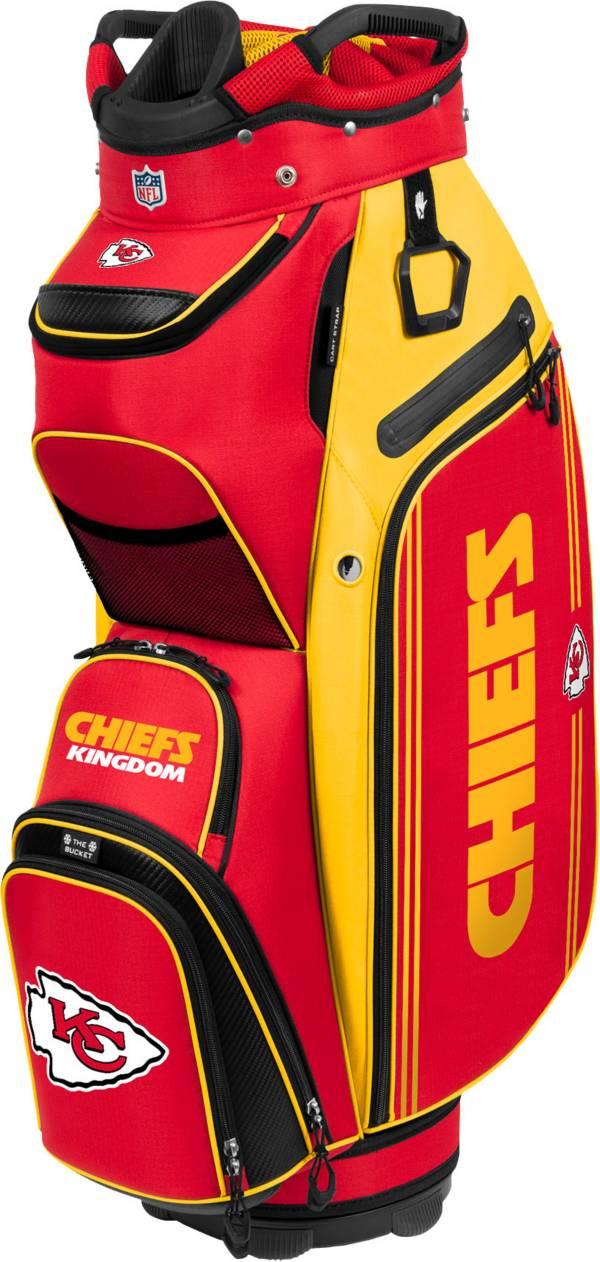 Team Effort Kansas City Chiefs Bucket III Cooler Cart Bag product image