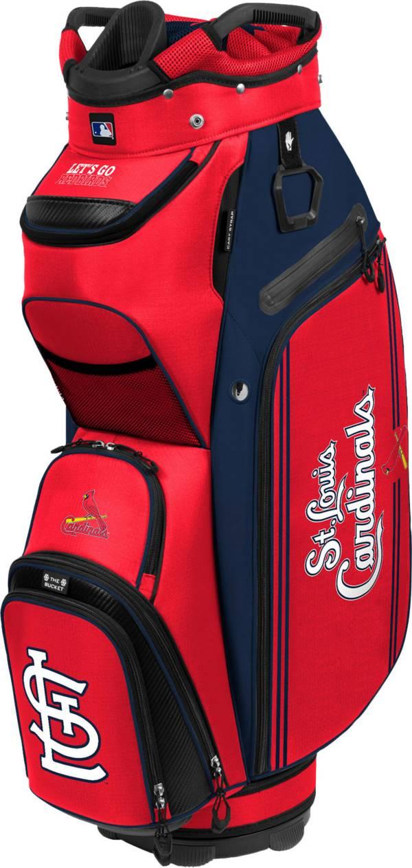 Team Effort St Louis Cardinals Bucket III Cooler Cart Bag product image