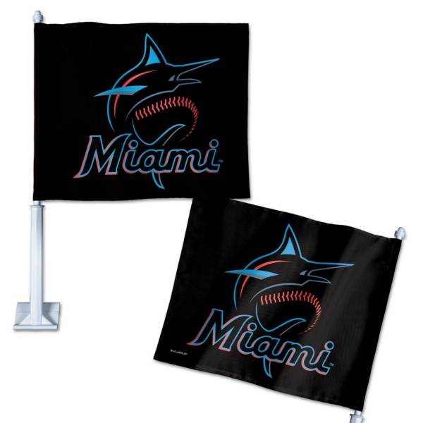 Wincraft Miami Marlins Car Flag product image