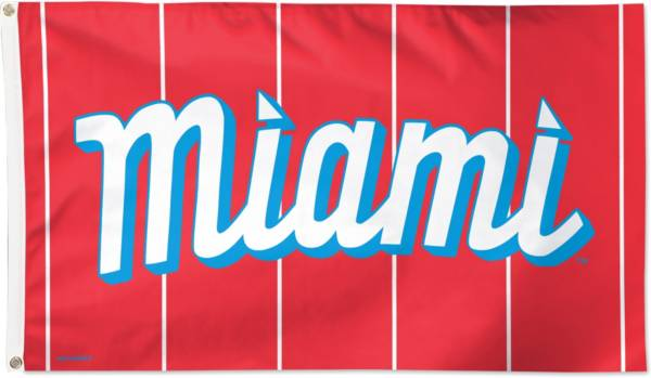 Wincraft Miami Marlins 2021 City Connect 3' X 5' Flag product image