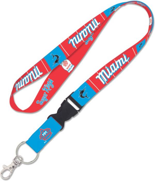 Wincraft Miami Marlins 2021 City Connect Lanyard product image