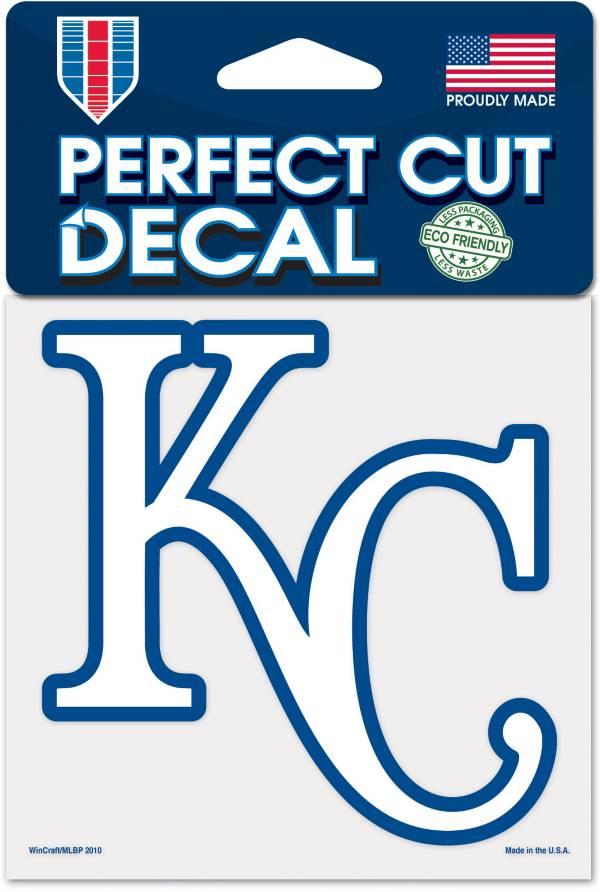 WinCraft Kansas City Royals 4'' x 4'' Decal product image