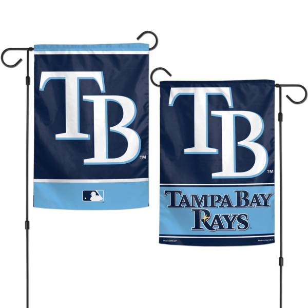 WinCraft Tampa Bay Rays Garden Flag product image