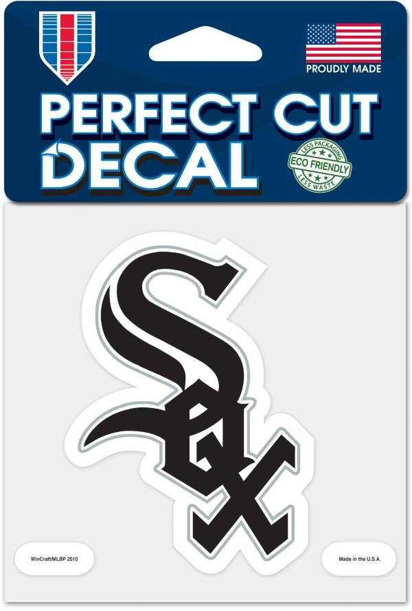WinCraft Chicago White Sox 4'' x 4'' Decal product image