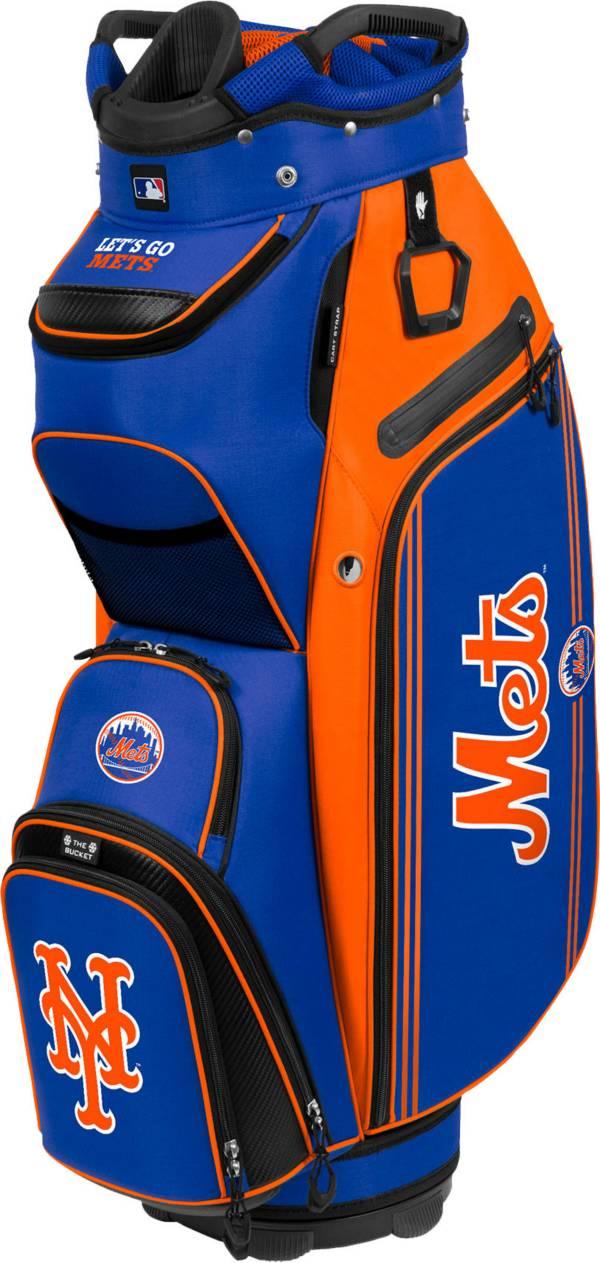 Team Effort New York Mets Bucket III Cooler Cart Bag product image