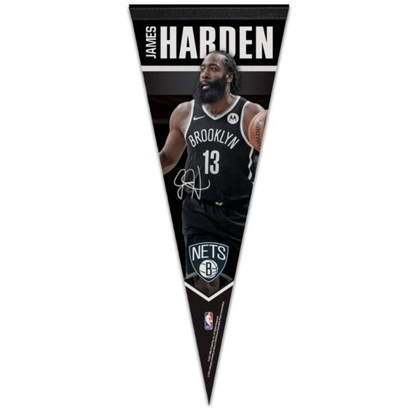WinCraft Brooklyn Nets James Harden Pennant product image