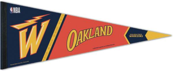 WinCraft 2020-21 City Edition Golden State Warriors Pennant product image