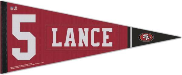 WinCraft San Francisco 49ers Trey Lance Pennant product image