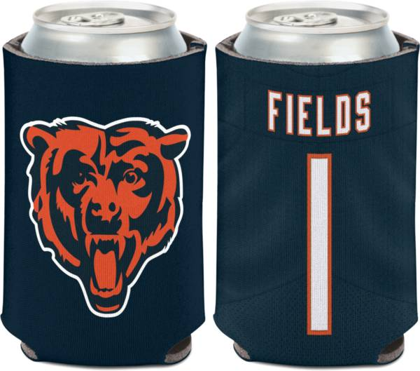 WinCraft Chicago Bears Justin Fields Can Coozie product image