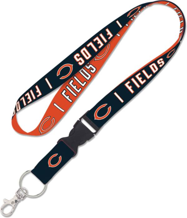 WinCraft Chicago Bears Justin Fields Lanyard product image
