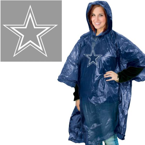 Wincraft Dallas Cowboys Rain Poncho product image