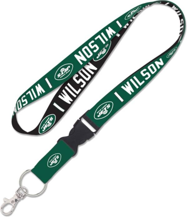 WinCraft New York Jets Zach Wilson Lanyard product image