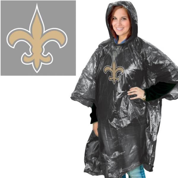 Wincraft New Orleans Saints Rain Poncho product image