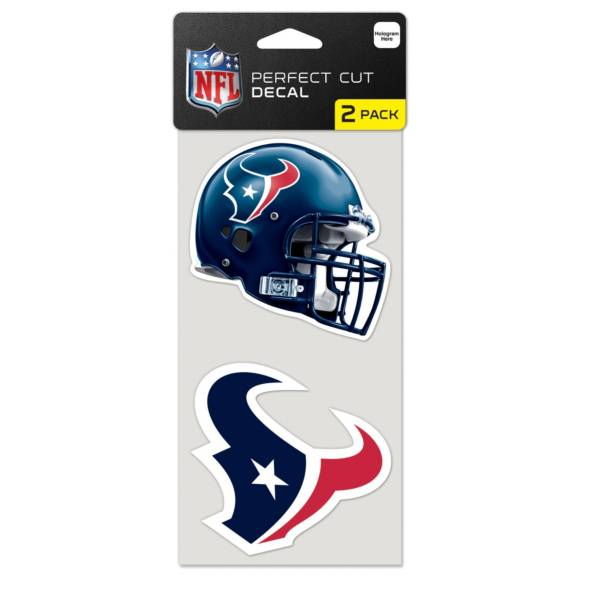 WinCraft Houston Texans 2pk Diecut Decal product image