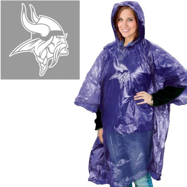 Wincraft Minnesota Vikings Rain Poncho product image