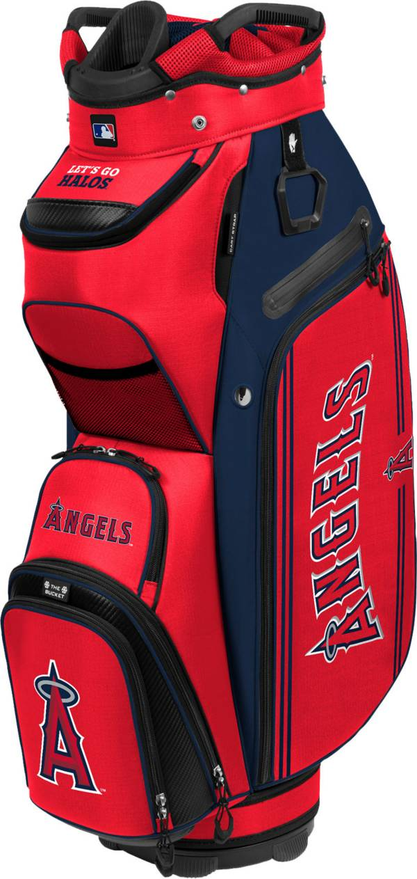 Team Effort Los Angeles Angels Bucket III Cooler Cart Bag product image