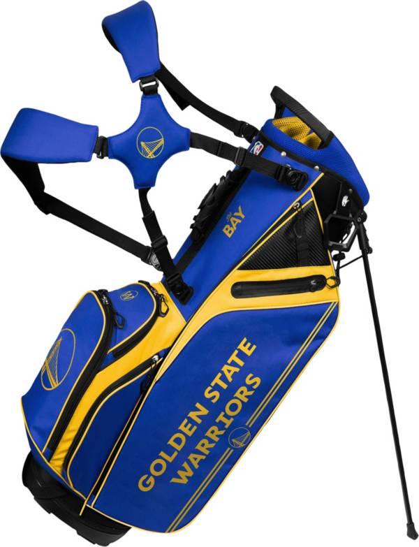 Team Effort Golden State Warriors Caddie Carry Hybrid Bag product image