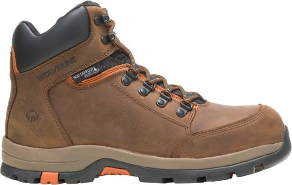Wolverine Men's Grayson Steel Toe Work Boots product image