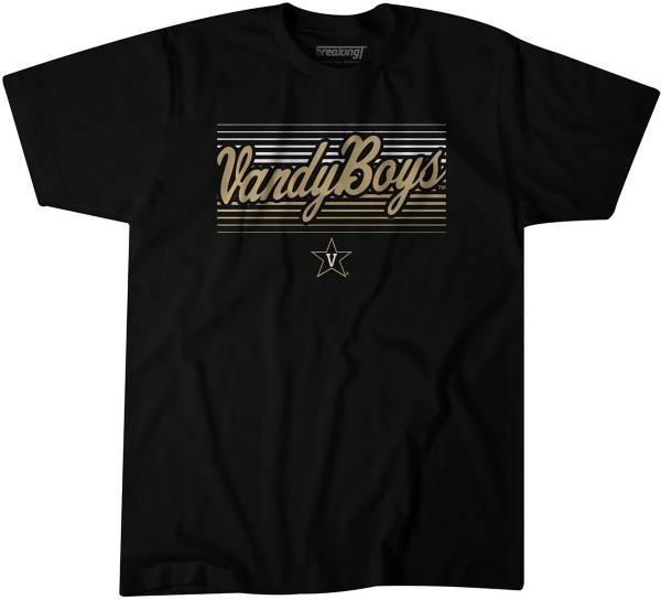 BreakingT Men's Vanderbilt Commodores Vandy Boys Baseball T-Shirt product image