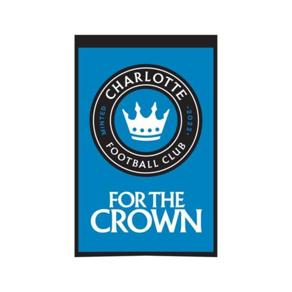 Winning Streak Sports Charlotte FC Champs Banner product image