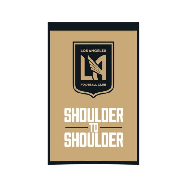 Winning Streak Sports Los Angeles FC Champs Banner product image
