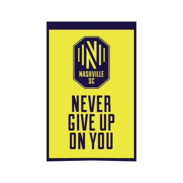 Winning Streak Sports Nashville SC Champs Banner product image