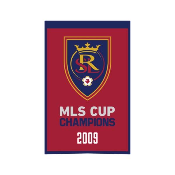 Winning Streak Sports Real Salt Lake Champs Banner product image