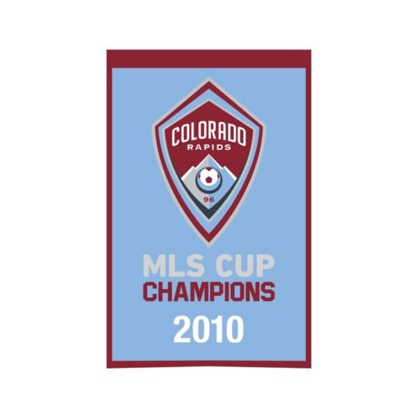 Winning Streak Sports Colorado Rapids Champs Banner product image