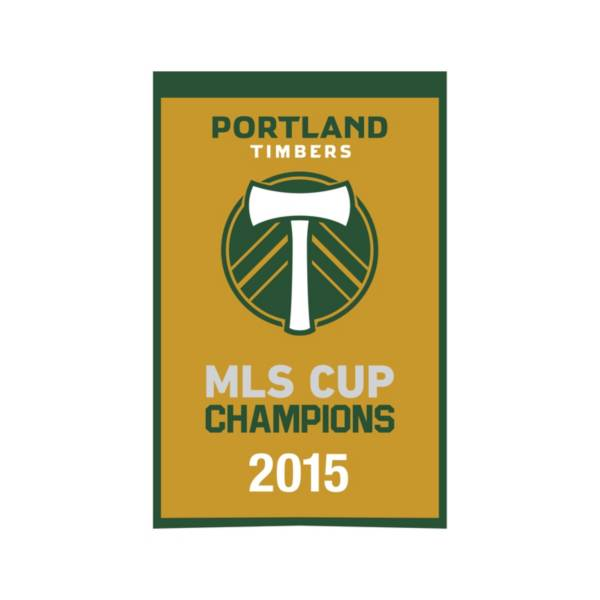 Winning Streak Sports Portland Timbers Champs Banner product image