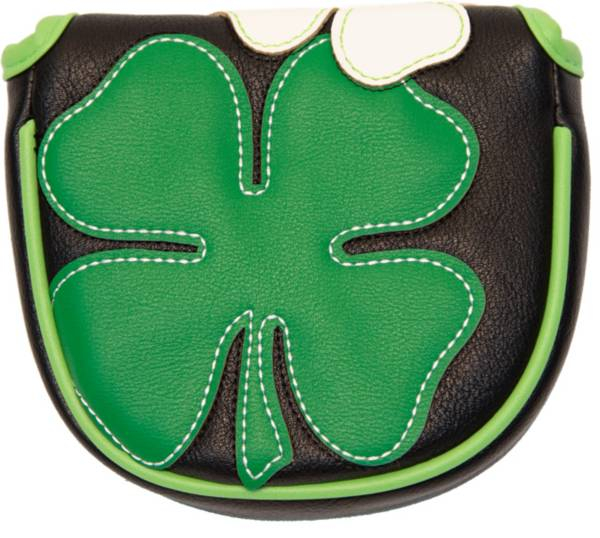 CMC Design Four Leaf Clover Mallet Putter Headcover product image