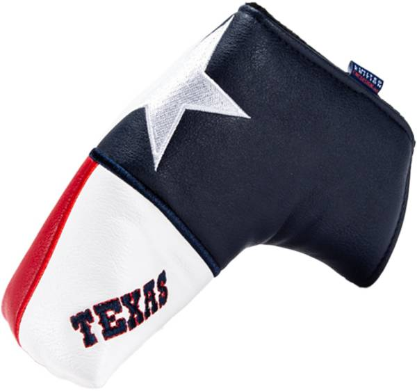 CMC Design Texas Flag Blade Putter Headcover product image