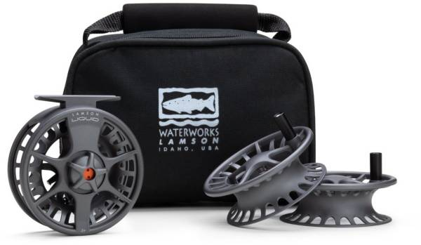 Lamson Liquid Fly Reel – 3 Pack product image