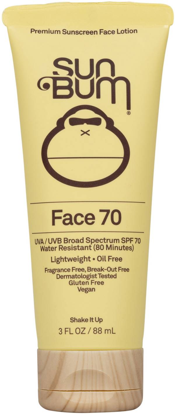 Sun Bum SPF 70 Face Lotion product image