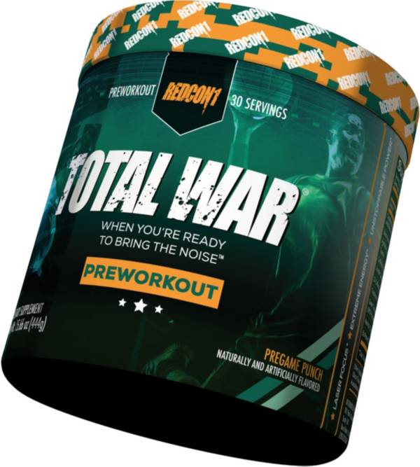 Redcon1 Total War Pregame Punch Pre-Workout product image