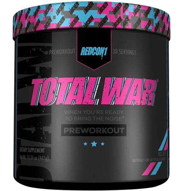 Redcon1 Total War Pre-Workout 30 Servings product image