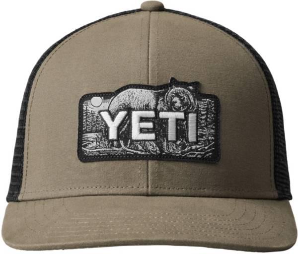 Yeti Bear Badge Trucker Hat product image