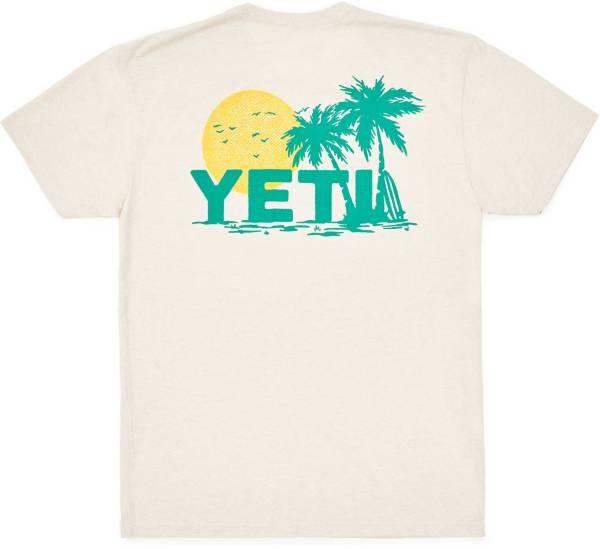 Yeti Men's Surf Sunset Graphic T-Shirt product image