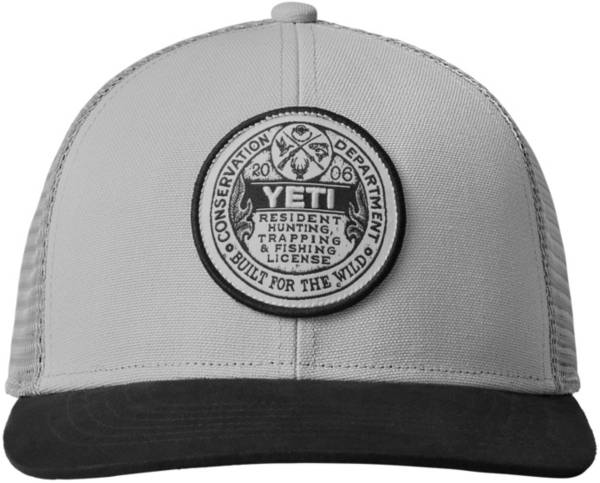 Yeti Trapping License Trucker Hat product image