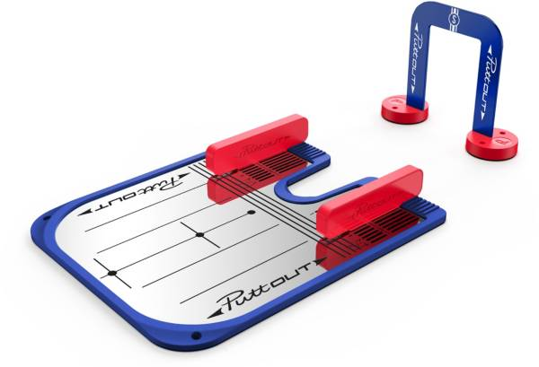 PuttOut Putting Mirror and Gate Set - United States Limited Edition product image