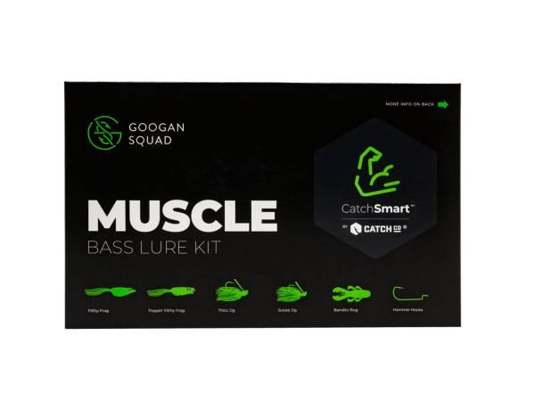 Googan Muscle CatchSmart Bass Fishing Kit Bundle product image